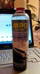 ОРИГИНАЛ (США) MPG Boost Органический биокатализатор топлива 236 ml