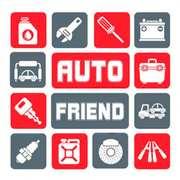 Автотовары,  аккумуляторы,  автомасла и автохимия